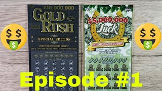 Episode 1 Florida Gold Rush and Holiday Luck