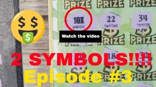 pisode 3 - I GOT SYMBOLS!!! $15 Million Gold Rush Special Edition - $5 Million Luck - Winners